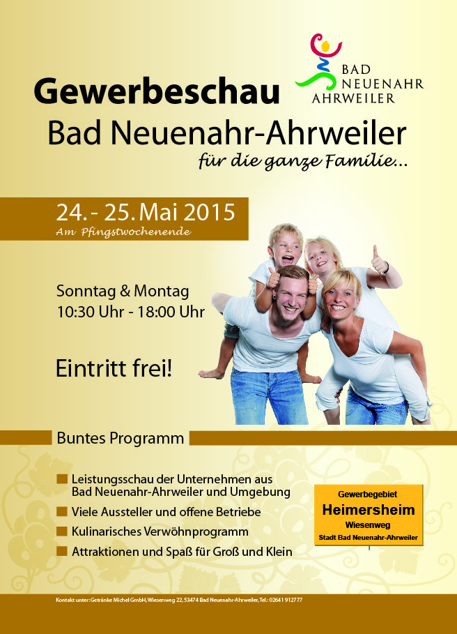 Gewerbeschau Bad Neuenahr-Ahrweiler