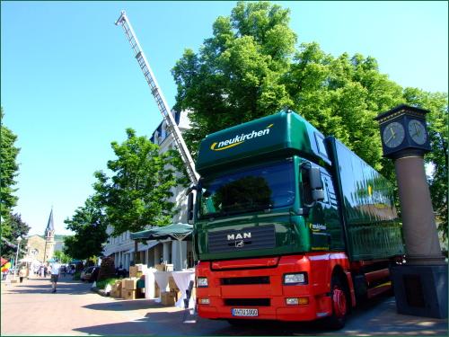 Fest der guten Laune Bad Neuenahr - Mai 2009